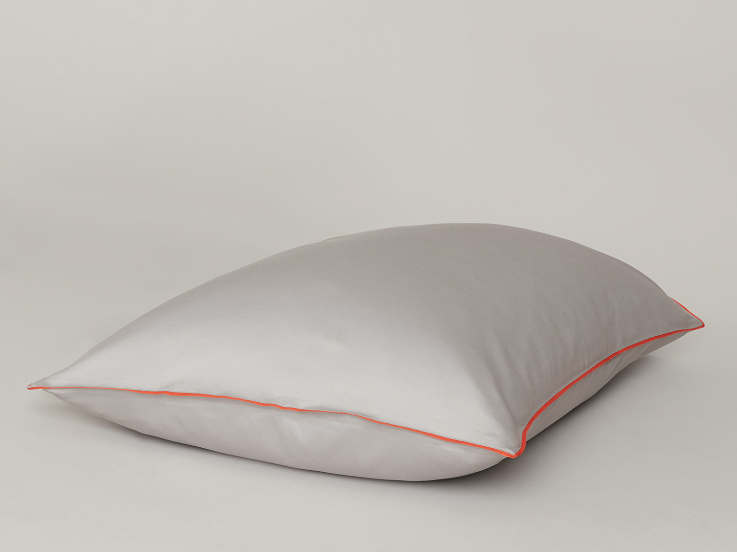 Pillowcase Vidd - Concrete Grey