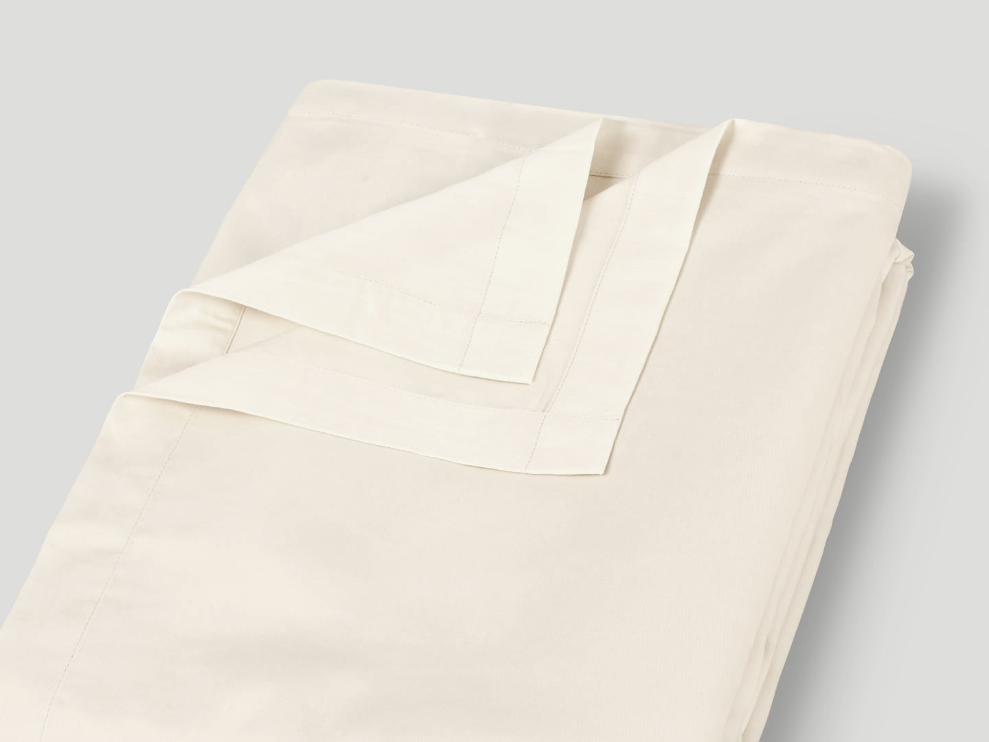 Flat Sheet Lind - Raw Cotton