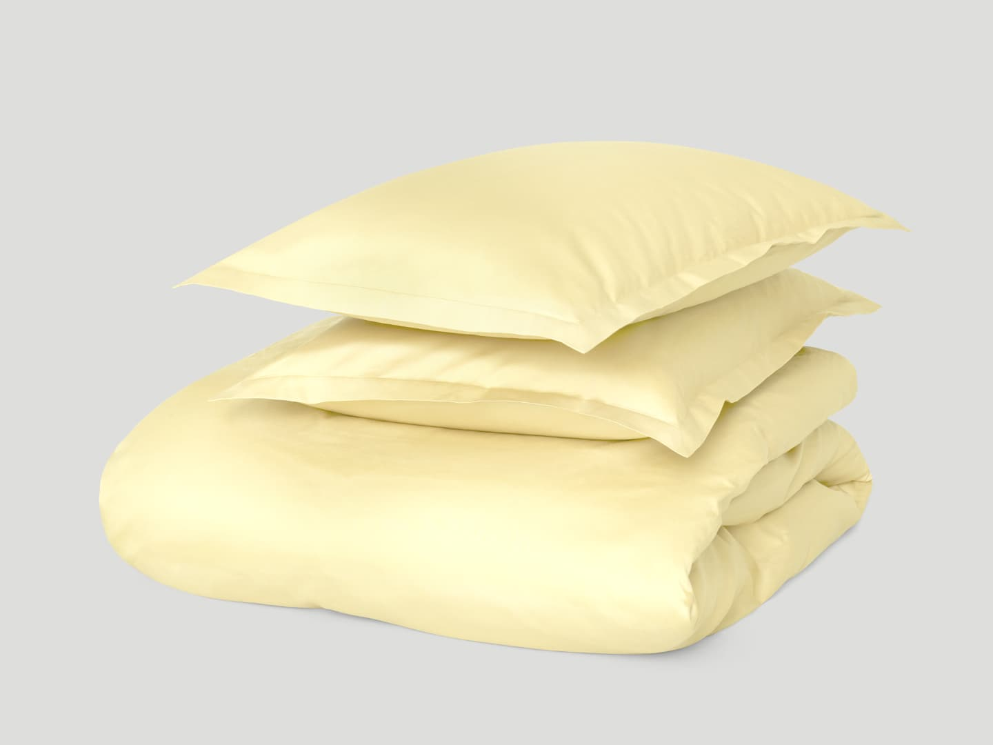 Duvet Cover Vidd - Lemonade Yellow